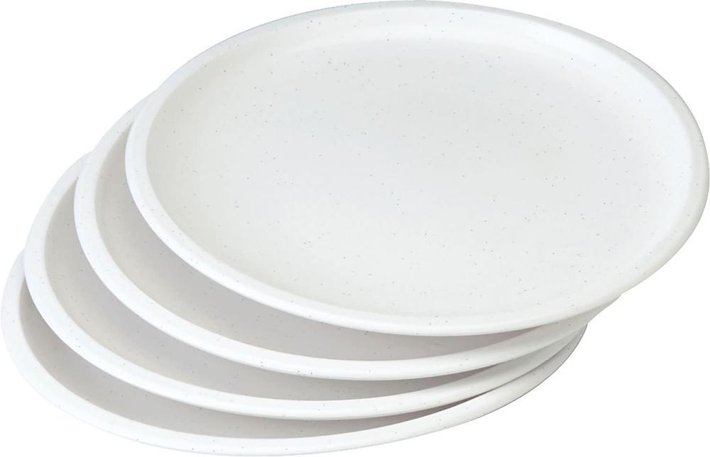 scroll previous image  sc 1 st  C&ing World & Microwave Plates Set of 4 - Progressive International GMMC-50 ...