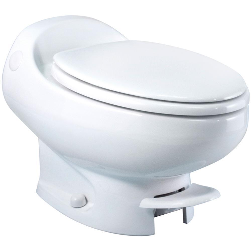 Low Profile Aria Classic Toilet  White