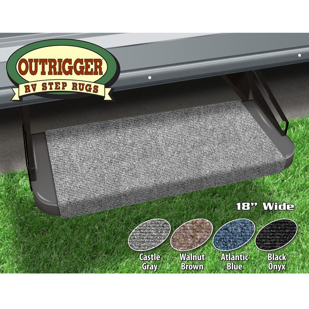 Outrigger Rv Step Rug Castle Gray 18 Quot Prest O Fit 2