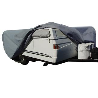 Hi-Lo Camper SFS Aqua - Shed Covers - 18'1