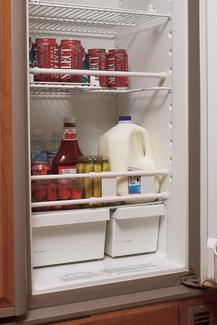 Double Refrigerator Bar