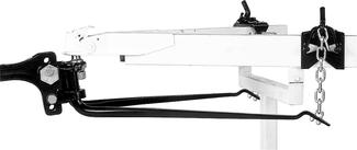 Reese Round Bar Weight-Distributing Hitch, 600 lbs. Max Tongue Weight