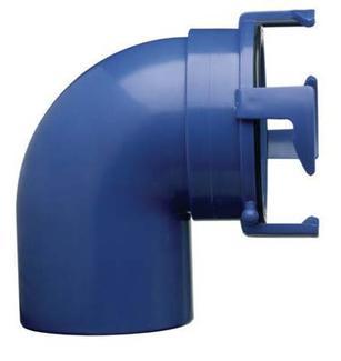Blueline 90° Hose Adapter