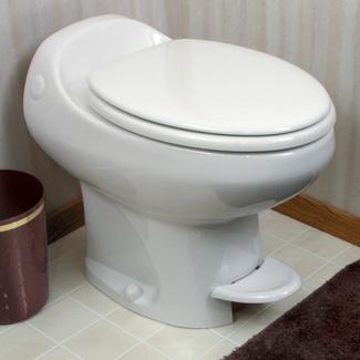 High Profile Aria Classic Toilet - White