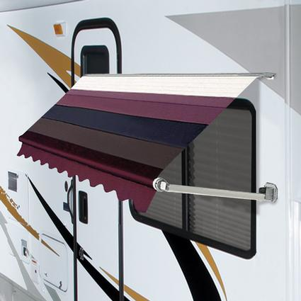 Dometic Elite Acrylic Window Awnings Dometic Rv Patio Awnings
