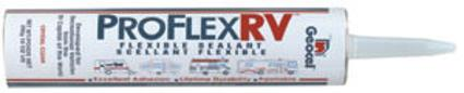 ProFlex RV Flexible Sealant - Clear