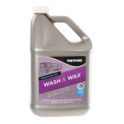 Premium RV Wash and Wax - Gallon