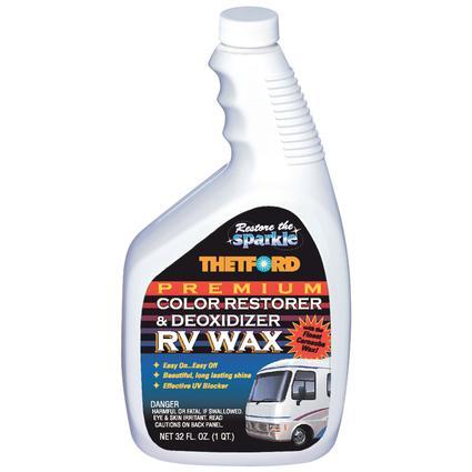 Premium RV Wax - 32 oz.