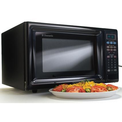 Dometic Microwave 1.2 Cu. Ft. - Black