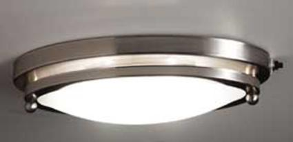 Nickel Low Profile Light