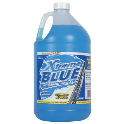 Xtreme Blue Summer Blend Windshield Washer