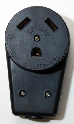30-Amp Female Receptacle