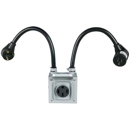 50-Amp RV Box Adapter