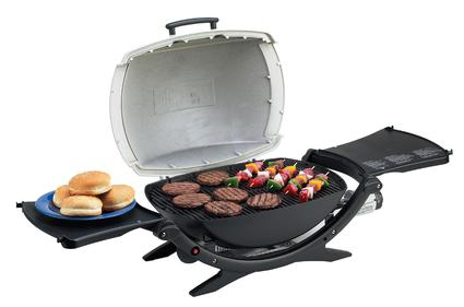Weber Q 200 Gas Grill
