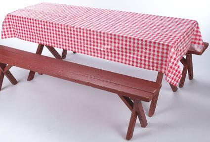 Vinyl Tablecloth 83
