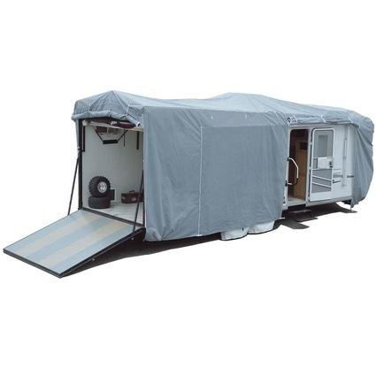 Toy Hauler SFS Aqua-Shed Cover - Up to 20'