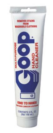 Goop Hand Cleaner, 5 oz. Tube