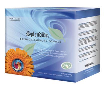 Splendide Premium Laundry Powder
