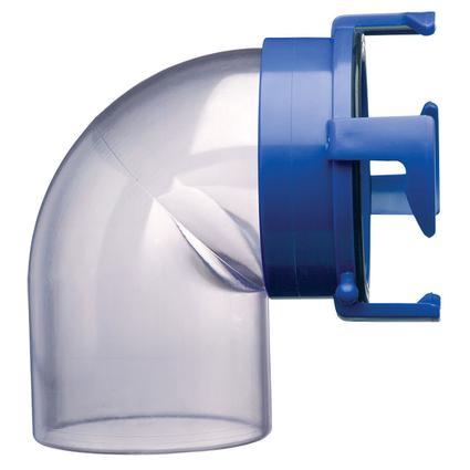 Blueline 90 Degree Hose Adapter