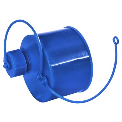 Blueline Pushover Termination Cap