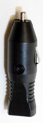 Male 12-Volt Plug