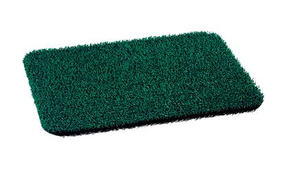 High Traffic Door Mat - Green