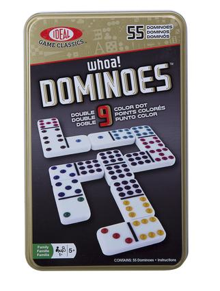 Double Nine Dominoes