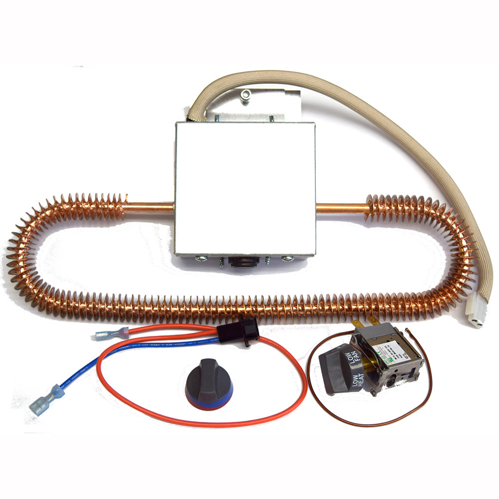 Heat Strip Add-On for 9000 Series Coleman Air Conditioners - Rv Products  9330B6151/9330A6151 - Other AC Parts & Accessories - Camping World