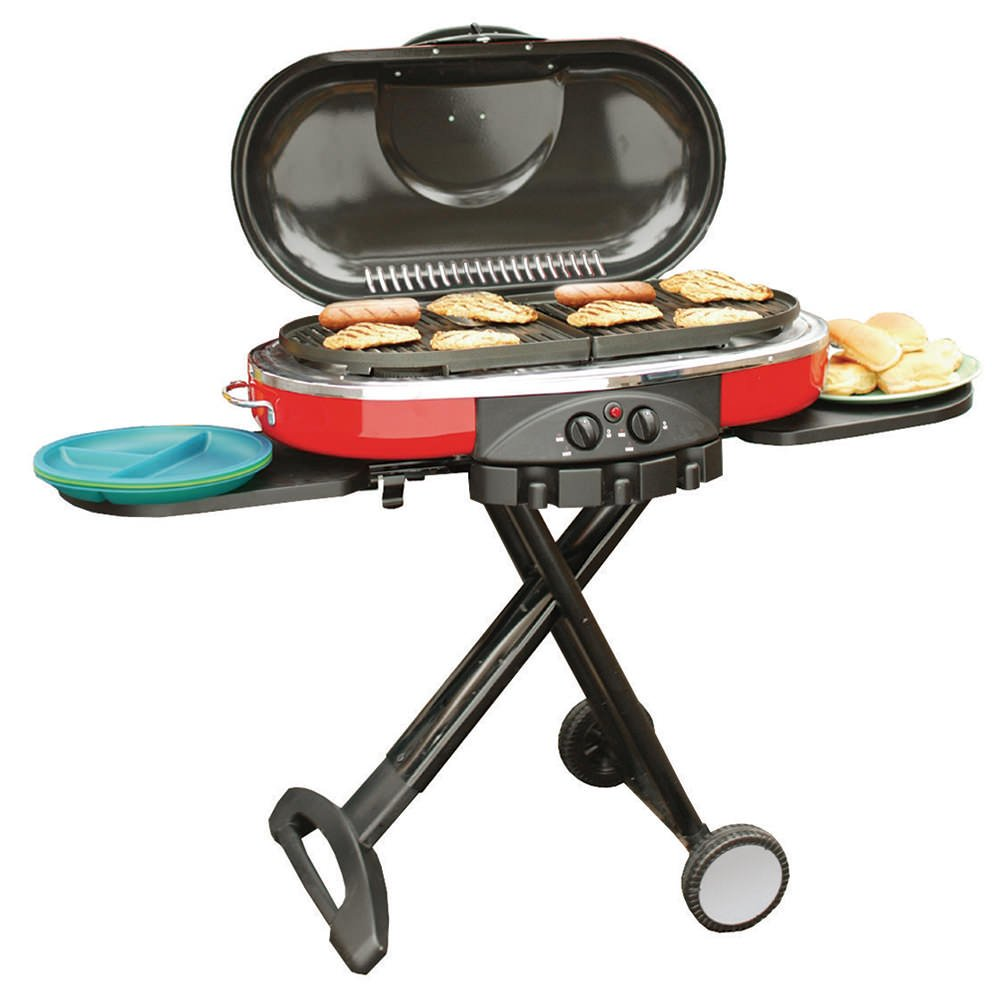 Coleman RoadTrip LXE Grill - Coleman 2000020937/9949-750C - Gas Grills -  Camping World