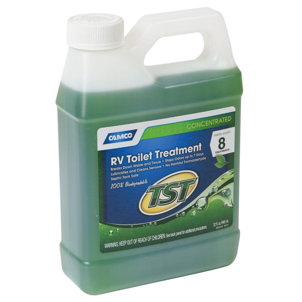 Tst Rv Toilet Treatment 32 Oz Camco 40226 Sewer Deodorizers