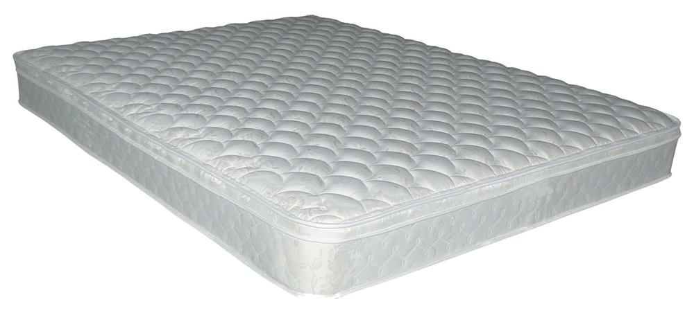 Eurotop Innerspring Mattress Short Queen 60 X 74 X 8 Parklane Mattresses Psr6074 Bed
