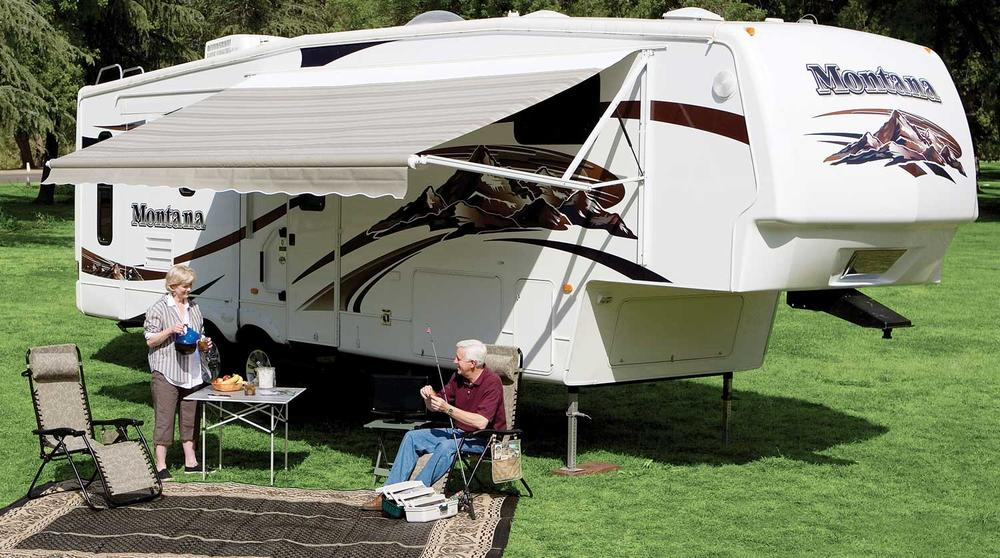 Dometic 9100 Power Awning - Dometic - RV Patio Awnings ...