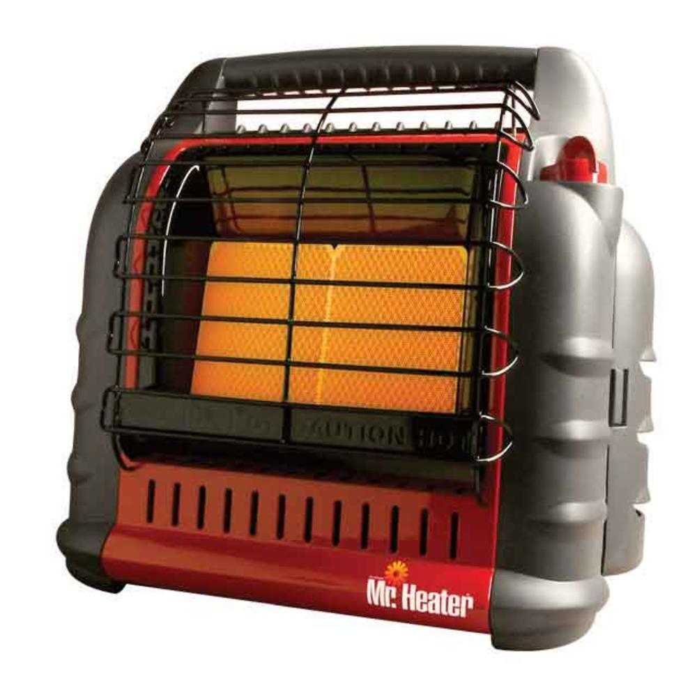 Big Buddy Heater - Mr. Heater F274825/F274800/895 - Portable Heaters