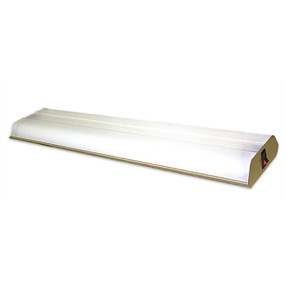 Fluorescent Light Elements: Thin-Lite Fluorescent Light Fixture #138