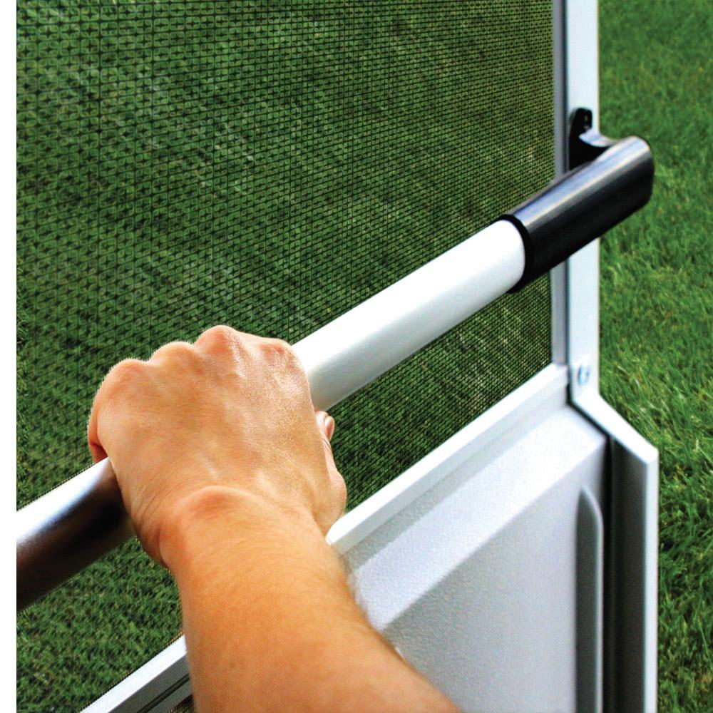 Camco Rv Screen Door Cross Bar W Black Handle Camping World