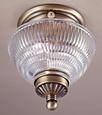 Antique Brass Ceiling Light