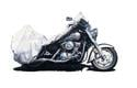 Silvertech Motorcycle Cover-Large
