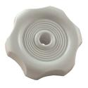 White Window Knob - 1