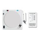 Fan-Tastic Fan Upgrade - Reverse Kit, Rain Sensor, Thermostat and Remote, White