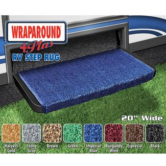 Wrap Around Plus RV Step Rug, 20
