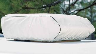 Coleman Mach Plus A/C Cover - Polar White