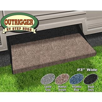 Prest-O-Fit Outrigger RV Step Rug, 23