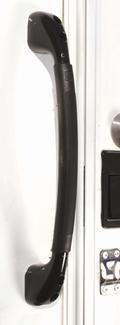 Soft Touch RV Assist Handle - Black