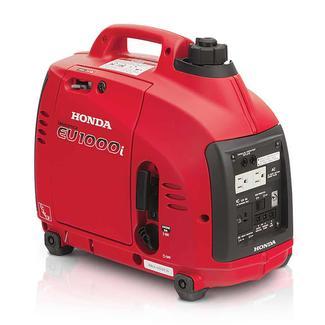 Honda EU1000IKC Generator - CARB Compliant