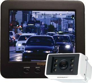 Voyager 5.6&quot&#x3b; LCD Color Backup System