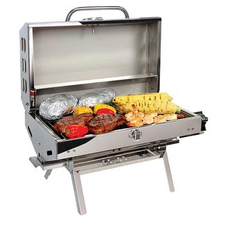 Stainless Steel Mountable Grill