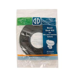 Toilet Bowl Seal Kit Base Seal/2 Seals
