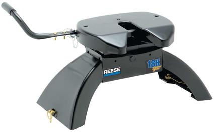 18K Signature Series 5th Wheel Hitch with Slider