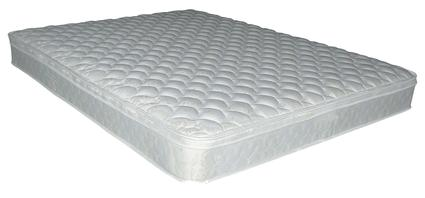 Eurotop Innerspring Mattress - Three-quarter, 49
