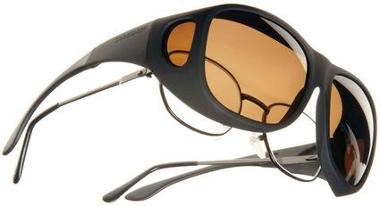 Cocoons Overx Sunglasses - Amber Lens